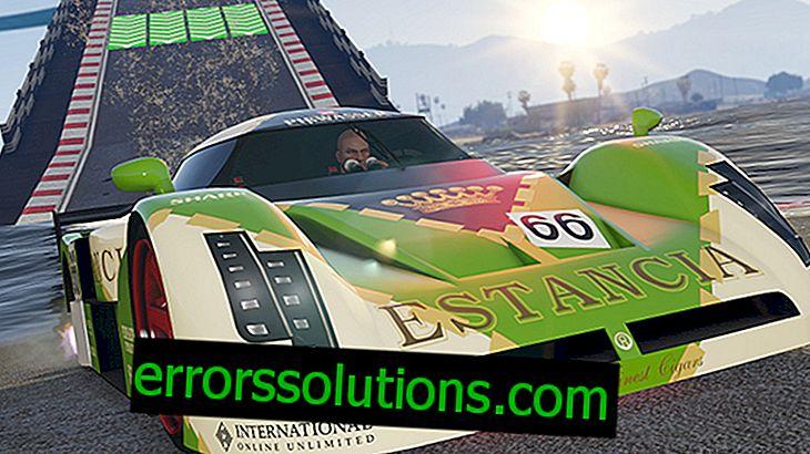 Wskazówki dotyczące tworzenia wyścigów kaskaderskich w GTA Online (część druga: obiekty, trasy, trasy i teren)